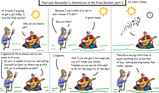 Paul and Alexander's Adventures I