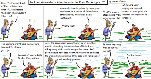 Paul and Alexander's Adventures II